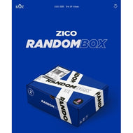 지코 | ZICO 3RD MINI ALBUM [ RANDOM BOX  ]