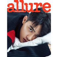 MUSIC PLAZA Magazine MAGAZINE ONLY ALLURE KOREA 2018-12 | D.O. [EXO] | KOREA MAGAZINE