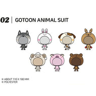 GOT7 [ ANIMAL SUIT ] GOTOON by GOT7 SUMMER STORE