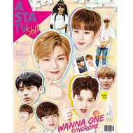 아스타 티비 | ASTA TV& STYLE 2017-9 VOL.115 [ WANNA ONE ]