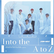 ATEEZ [ INTO THE A to Z ] CD+DVD | FIRST PRESS |  JAPANESE ALBUM