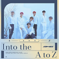 ATEEZ [ INTO THE A to Z ] FIRST PRESS|  JAPANESE ALBUM