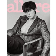 MUSIC PLAZA Magazine A Type Allure Korea 2018-8 Cover Story Kai [ EXO KAI ] Korea Magazine