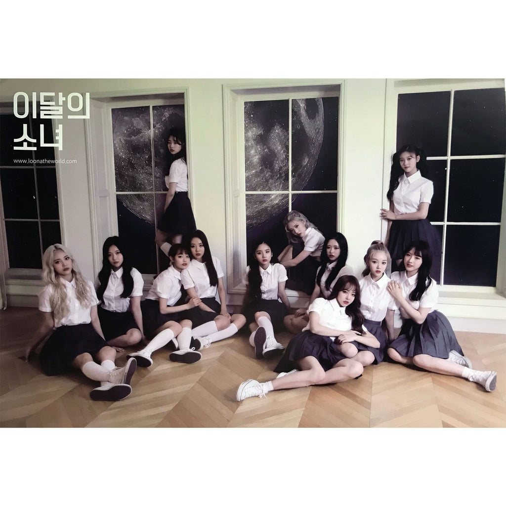 이달의소녀 | Loona | 1st Mini Album [ ++ ] REGULAR Version