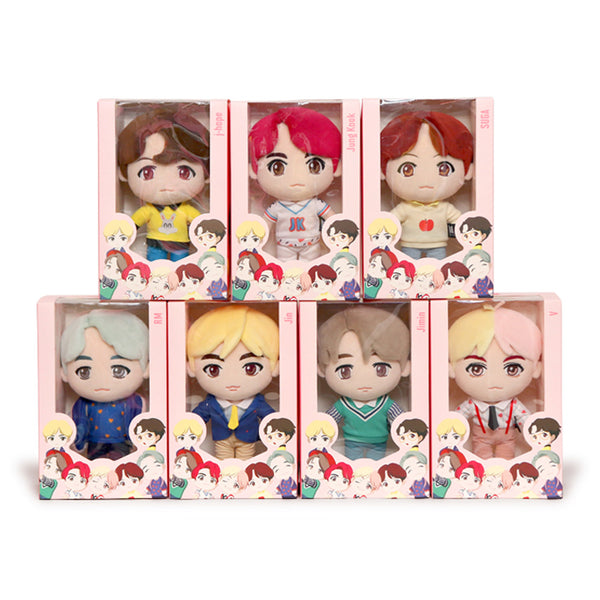 BTS CHARACTER PLUSH TOY | OFFICIAL MD