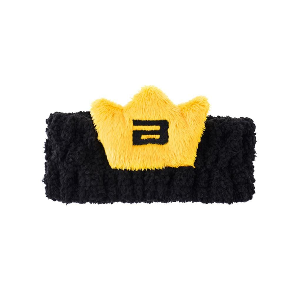 BIGBANG OFFICIAL CROWN  BATH HEADBAND