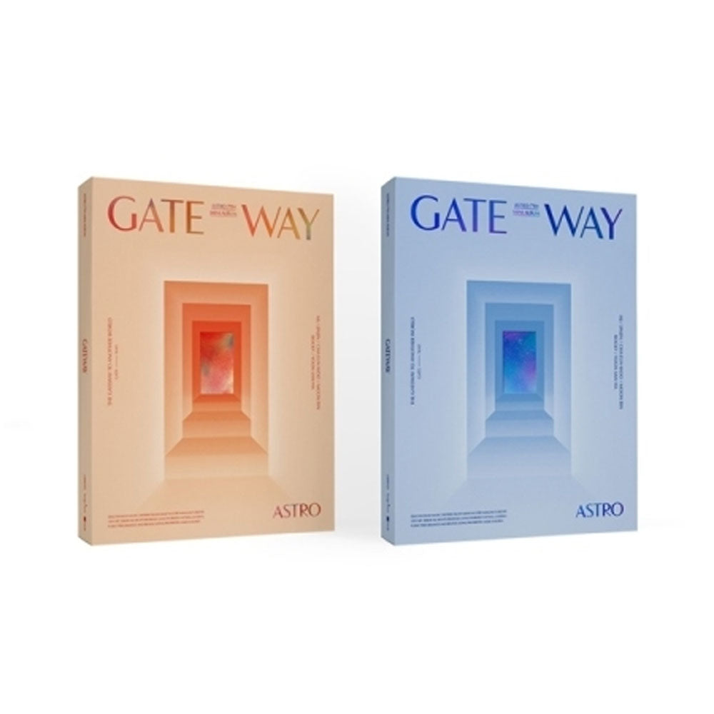 ASTRO 7TH MINI ALBUM [ GATEWAY ]