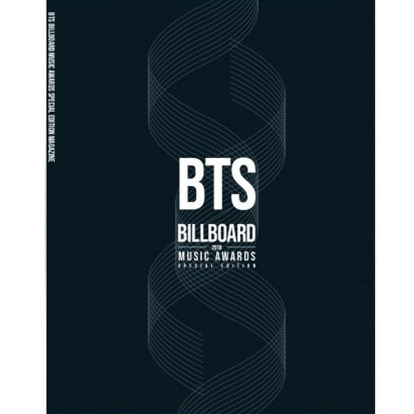 BTS BILLBAORD AWARD SPECIAL EDITION MAGAZINE+DVD+T-SHIRTS