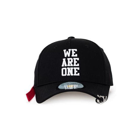 EXO We Are One Dad Hat with Long Strap and Rings