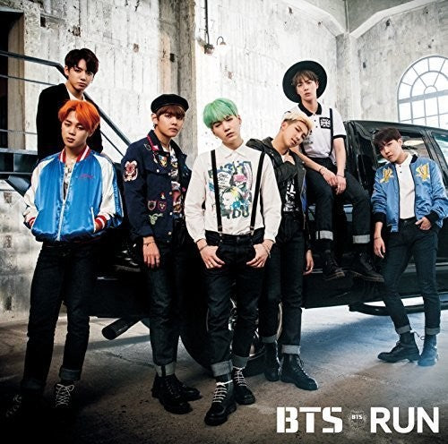 BTS | Run: Japanese Ver [Import]