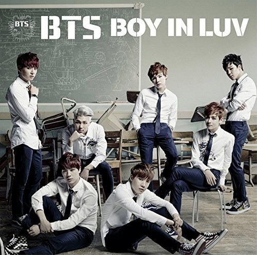 BTS / Boy In Luv [JAPAN - Import]