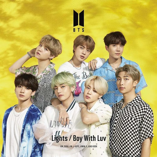 BTS / Lights / Boy With Luv