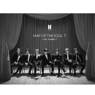 BTS [ Map Of The Soul: 7 The Journey ]CD+BLU-RAY TYPE A
