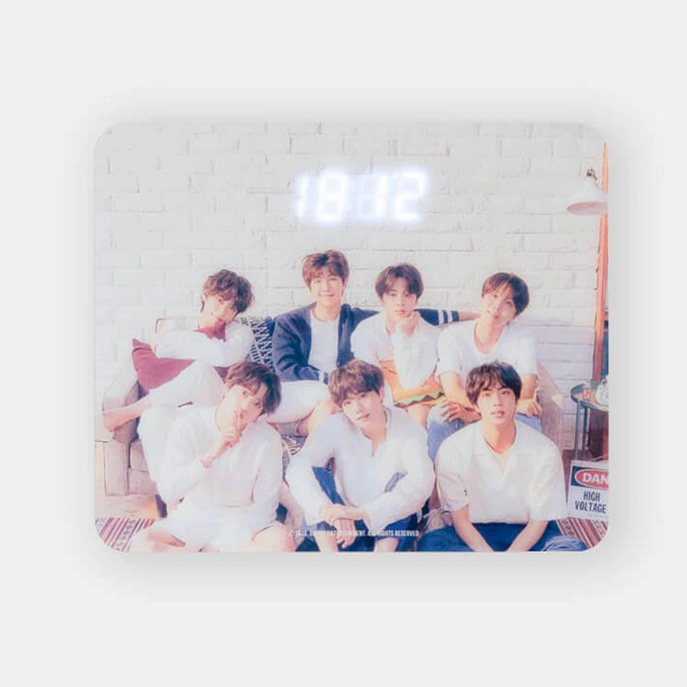 BTS [ ACRLIC CLOCK ] 2018 EXHIBITION OFFICIAL MD