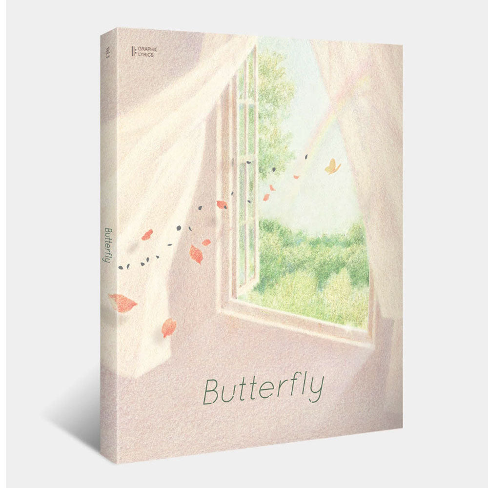 BTS | Butterfly GRAPHIC LYRICS Vol.5