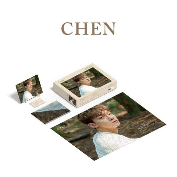 MUSIC PLAZA Poster 엑소 첸 | EXO CHEN | PUZZLE PACKAGE