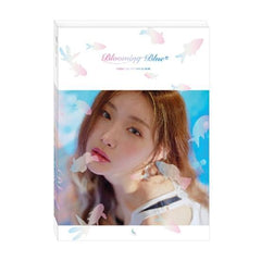 Chung Ha | 청하 | 3rd Mini Album - Blooming Blue