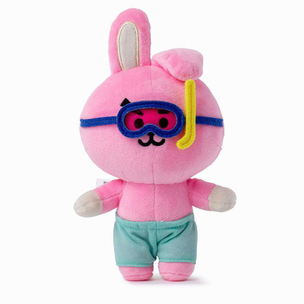 MUSIC PLAZA Goods TATA BT21 VON VOYAGE STANDING DOLL (15cm) OFFICIAL MD