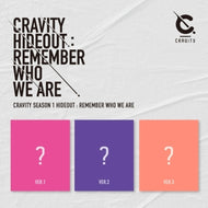 CRAVITY | CRAVITY SEASON1. [ HIDEOUT: REMEMBER WHO WE ARE ]+Pre Order Benefit