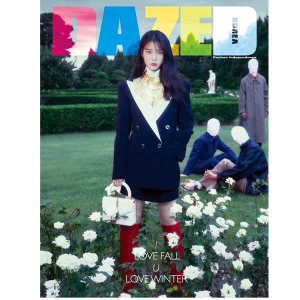 DAZED & CONFUSED KOREA [2019-10 IU ] SPECIAL: FALL EDITION