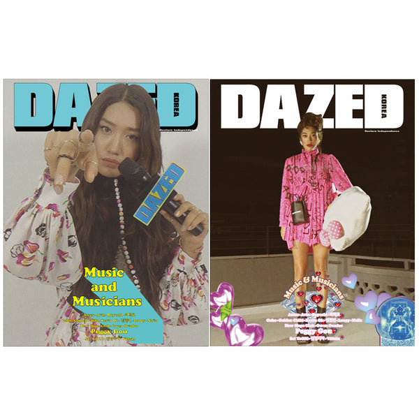 DAZED & CONFUSED KOREA [ 2019-7 ] KOREA MAGAZINE RANDOM COVER