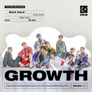 다크비 | DKB 3RD MINI ALBUM [ GROWTH ]