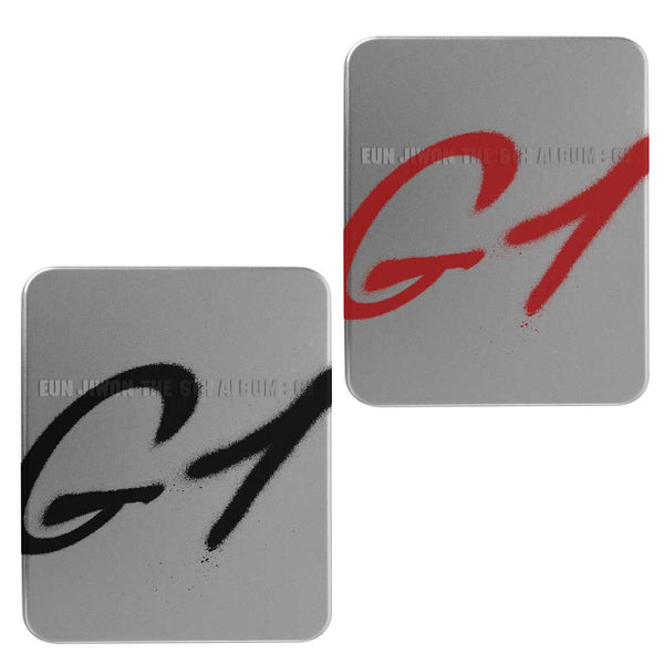 EUN JIWON THE 6TH ALBUM [ G1 ]