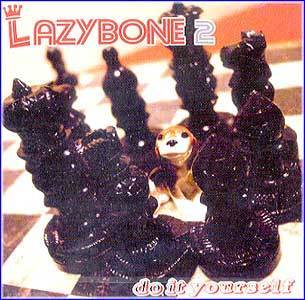 MUSIC PLAZA CD 레이지본 Lazybone | 2집-Do It Yourself