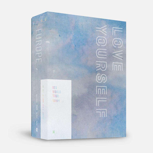 BTS WORLD TOUR [ LOVE YOURSELF ] EUROPE DVD