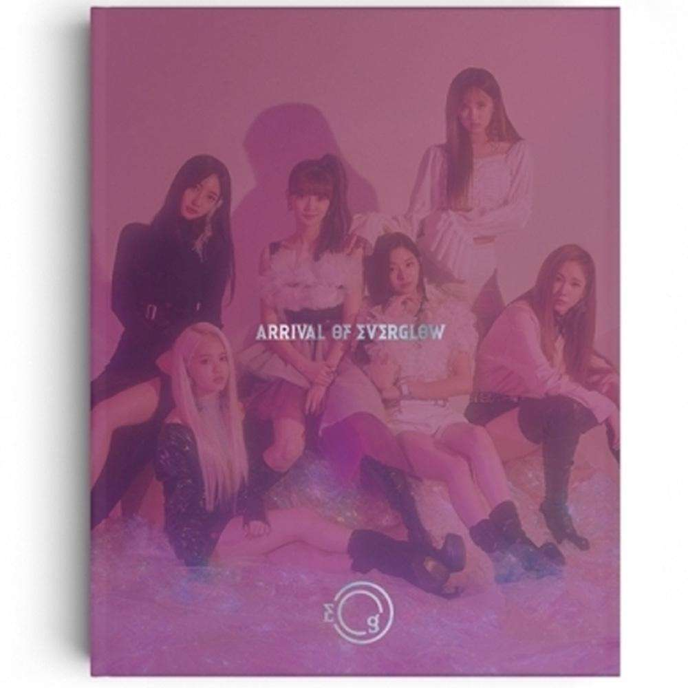 MUSIC PLAZA CD CD 에버글로우 | EVERGLOW  - ARRIVAL OF EVERGLOW
