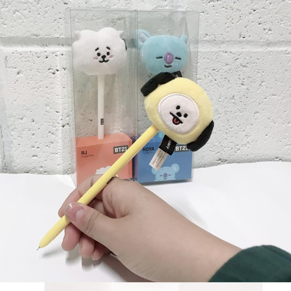 BT21 OFFICIAL  PLUSH PEN