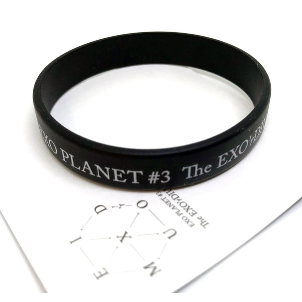 EXO SILICON BAND / EXP PLANET #3 The EXO'r DIUM