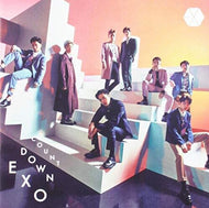 EXO - Countdown [1st Japanese Album] CD+DVD
