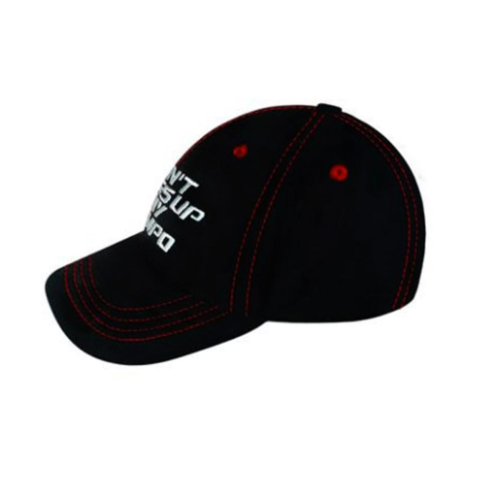 엑소 | EXO DON'T MESS UP MY TEMPO RED THREAD DAD HAT - OFFICIAL MD