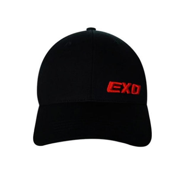 MUSIC PLAZA Goods 엑소 | EXO DON'T MESS UP MY TEMPO DAD HAT WITH EXTENDED RIBBON