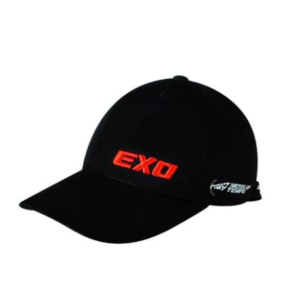 엑소 | EXO DON'T MESS UP MY TEMPO DAD HAT WITH EXTENDED RIBBON