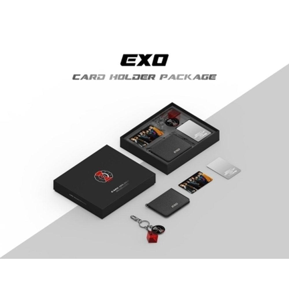 EXO OFFICIAL CARD HOLDER PACKAGE