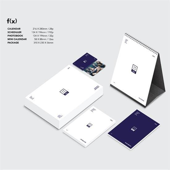 MUSIC PLAZA Goods 에프엑스 | F(X)</strong><br/>2016 SEASON'S GREETINGS<br/>