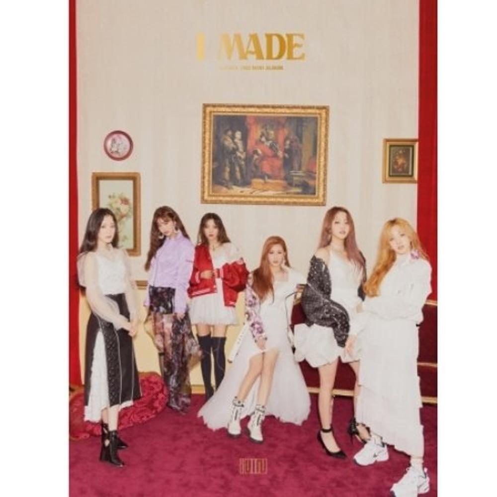 (G)I-DLE |  2ND MINI ALBUM [ I MADE ]