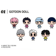 GOT7 [ GOTOON DOLL ] GOTOON by GOT7 SUMMER STORE