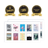 GOT7 6TH FAN MEETING GOODS [ 6TH ANNIVERSARY GOODS ] +1 POLAROID PHOTO