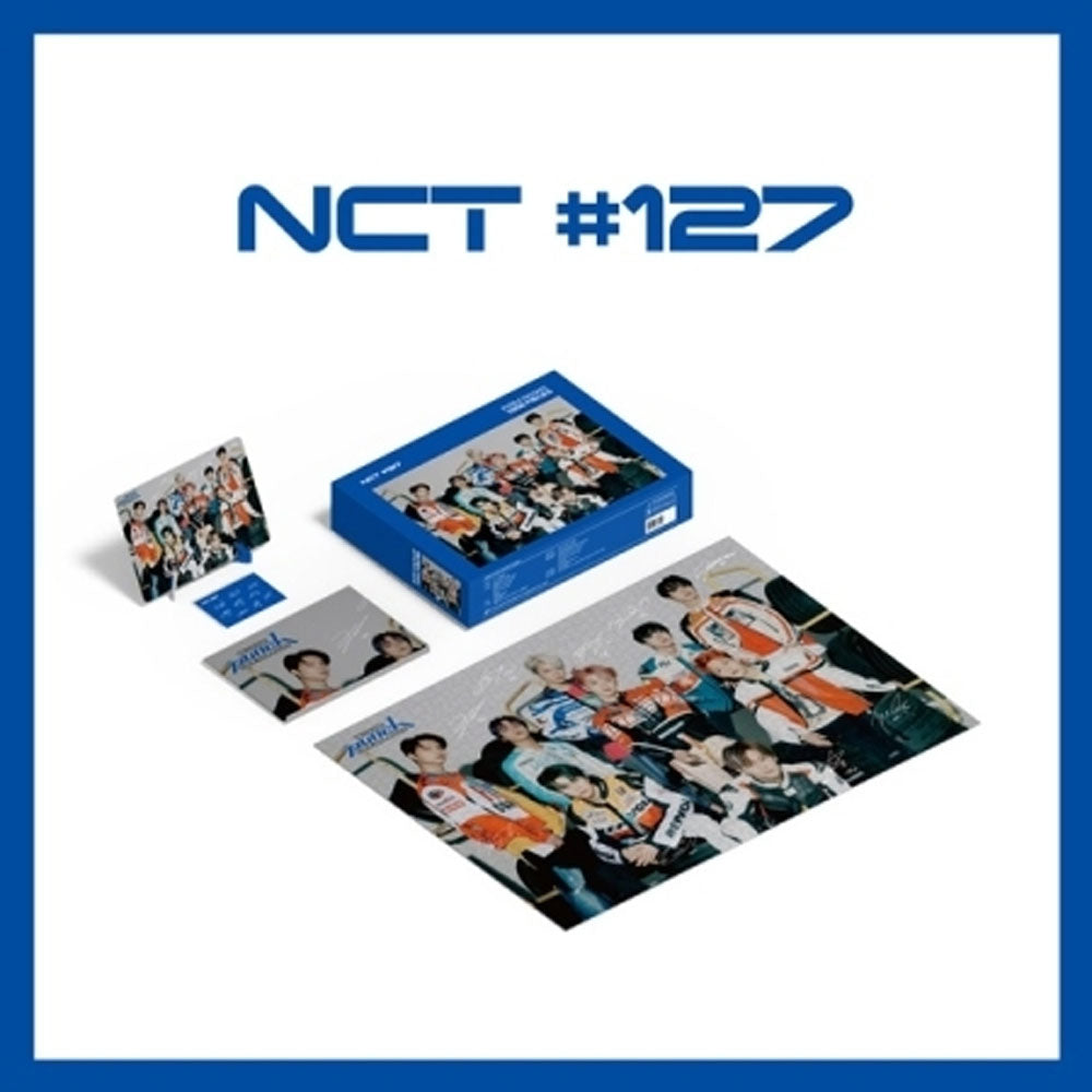NCT127 PUZZLE PACKAGE [ PUZZLE+PAPER FRAME ] LIMITED