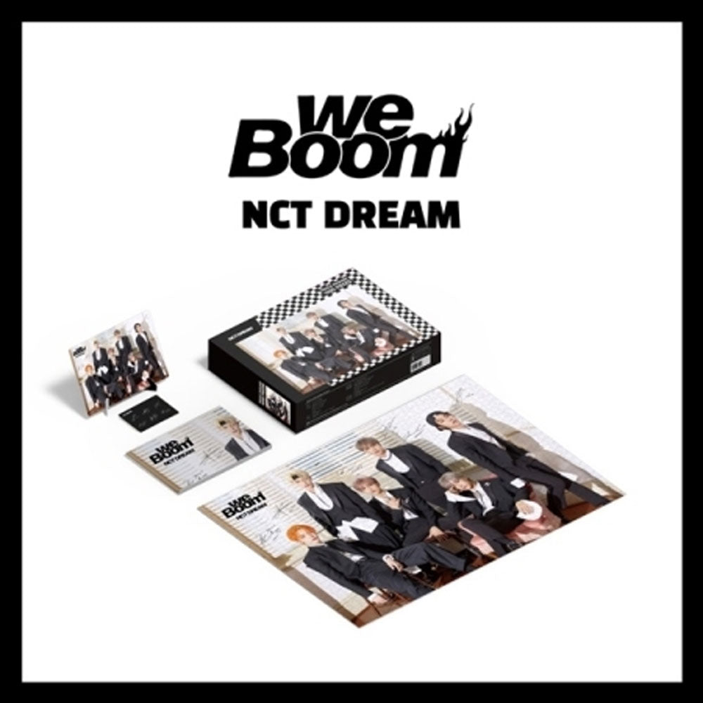 SM ARTIST PUZZLE PACKAGE CHAPTER 4 [ NCT DREAM ] GROUP VER.