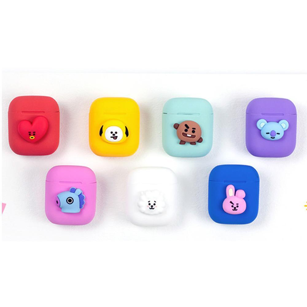 BT21 [ AirPods CASE ] OFFICIAL MD