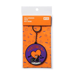 BT21 OFFICIAL HALLOWEEN SILICON KEY RING