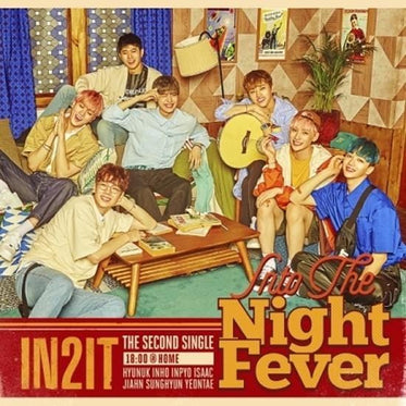 IN2IT | 인투잇 | 2nd Single Album [ In to the Night Fever ]