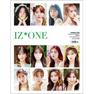 디아이콘 | D-icon Vol.8 [ IZ* ONE - look at my iZ ]+ACRYLIC STAND+PHOTOCARD SET
