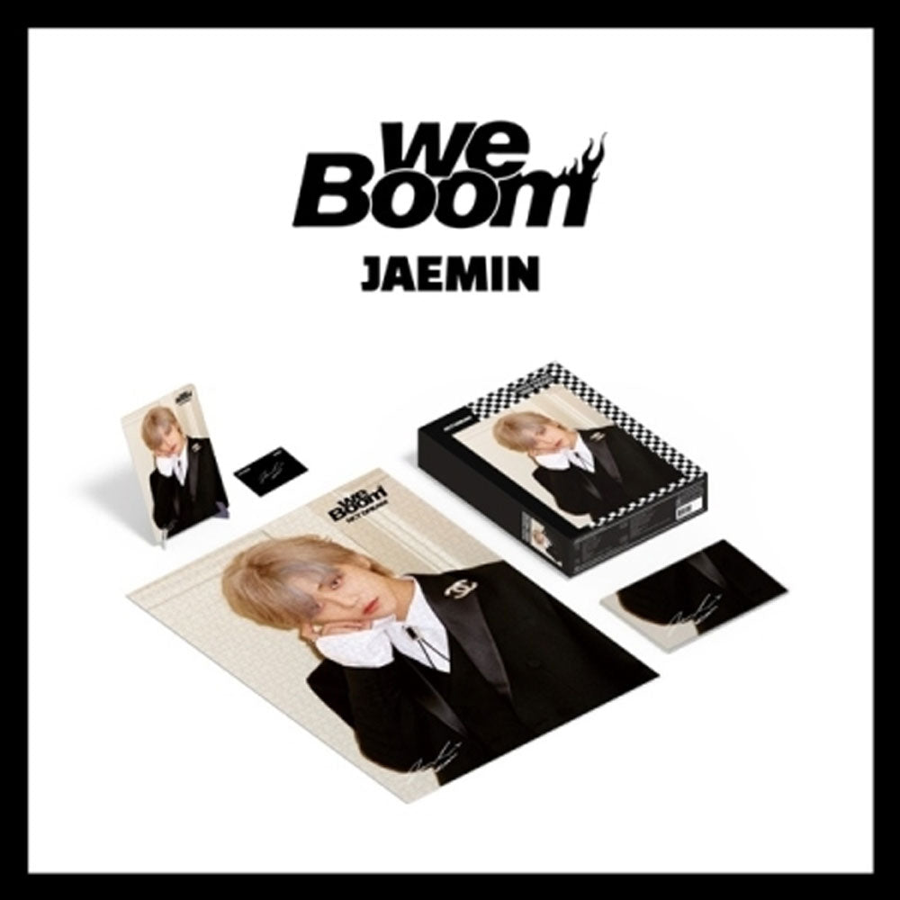 SM ARTIST PUZZLE PACKAGE CHAPTER 4 [ NCT DREAM ] JAEMIN VER.