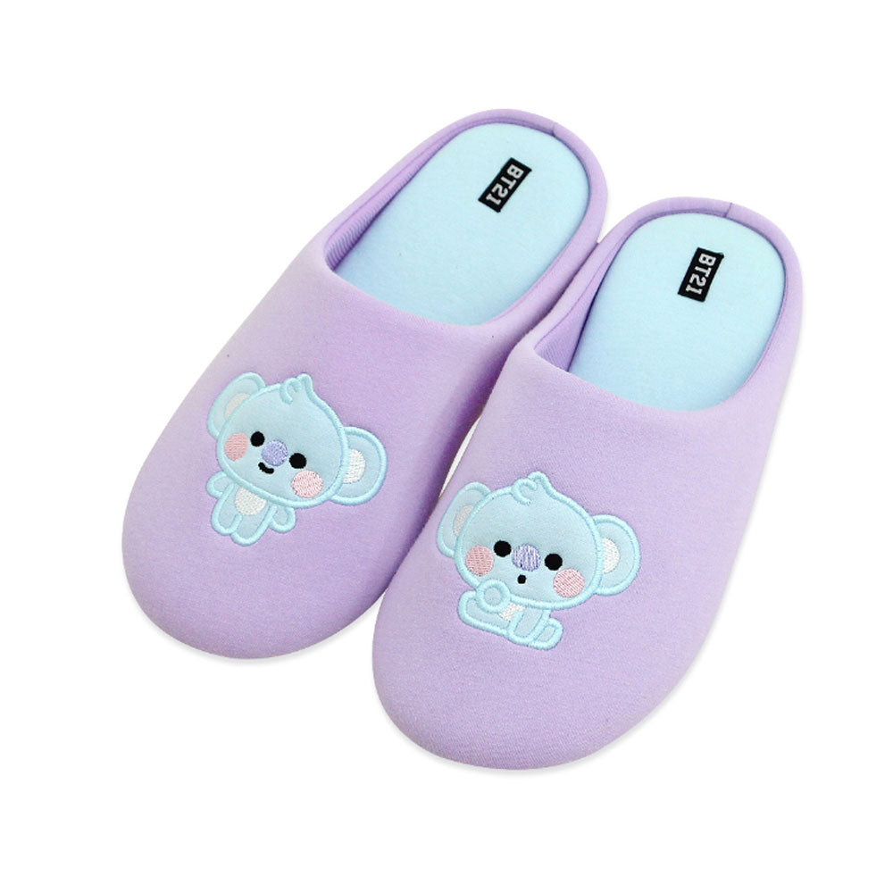 BT21 BABY SLIPPERS | OFFICIAL MD