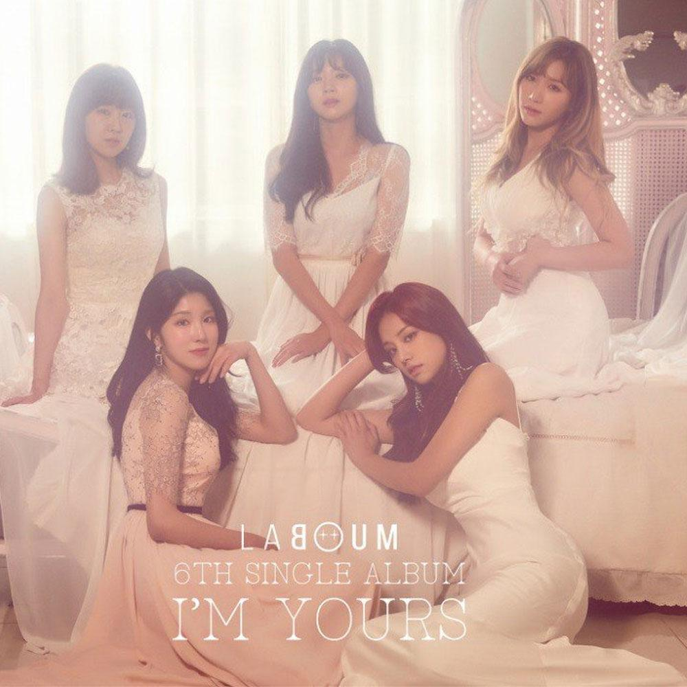 LABOUM  6TH SINGLE ALBUM [ I'M YOURS ]